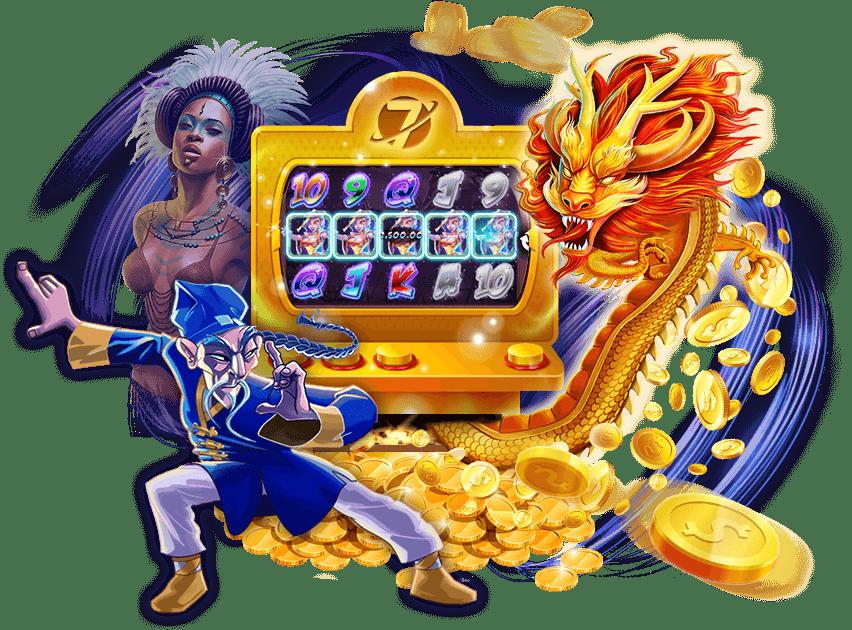 tangier casino Slot Machine
