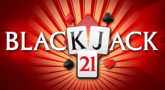 Blackjack game cover