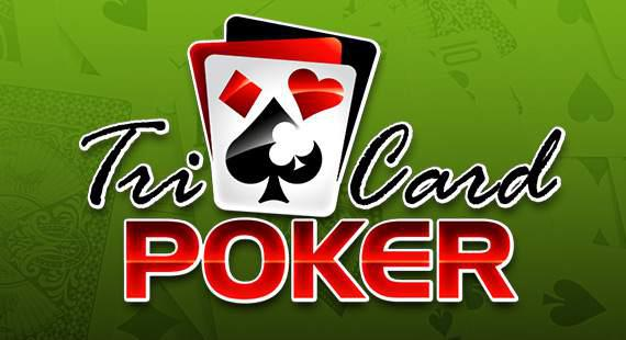 Tri Card Poker game cover