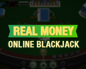 Real Money Online Blackjack tab