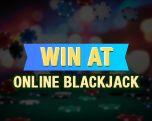 Win at Online Blackjack tab