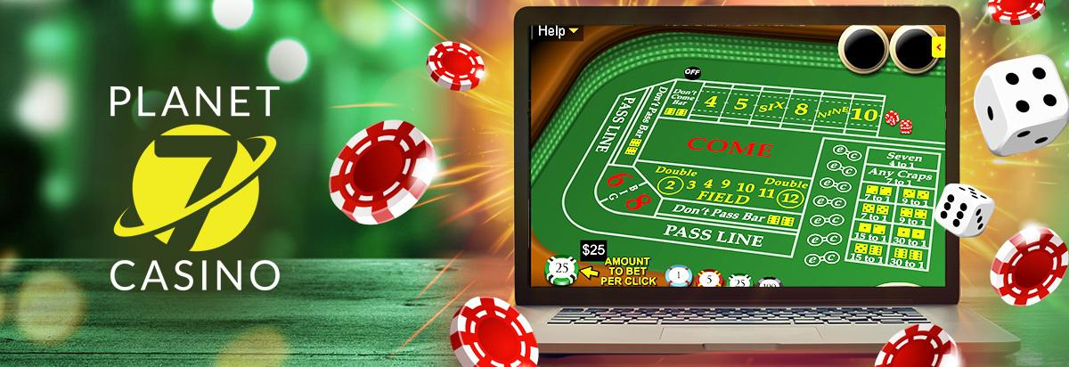 craps on laptop