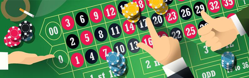 Roulette Inside Betting Strategy