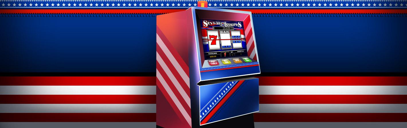 Try the No Download Seven and Stripes Slot for Free
