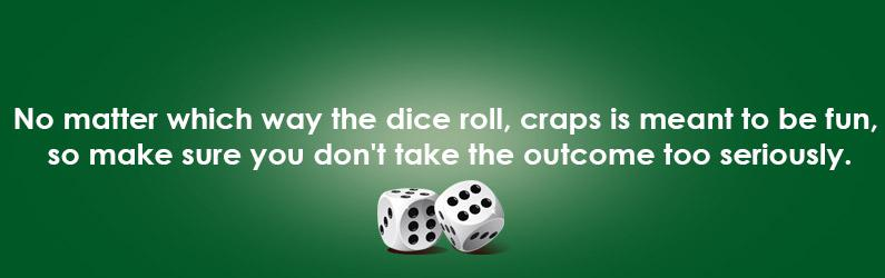 dice roll quote