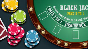 how to deal at blackjack
