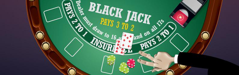 how to play blackjack decision 6