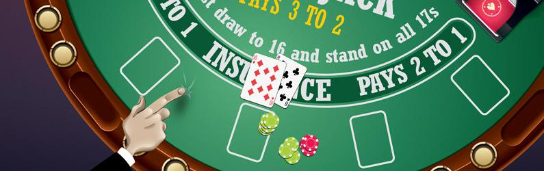 how to play blackjack decision 2