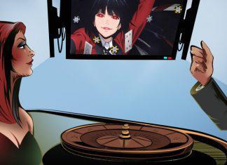 gambling anime series