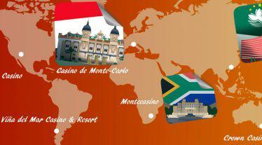 casinos continent
