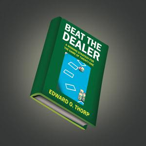 Beat the dealer book