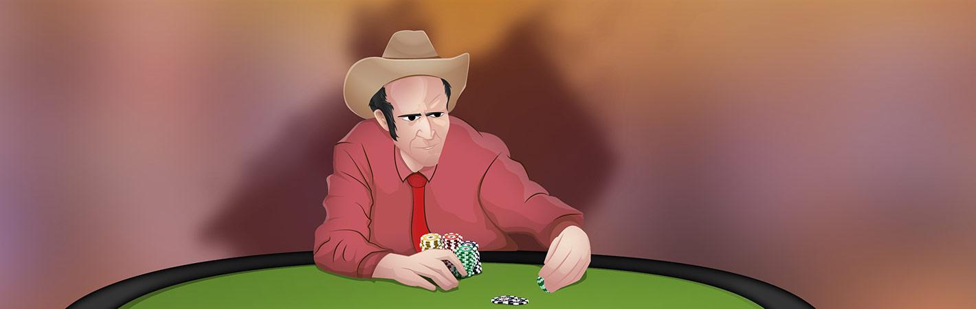 Sizing poker
