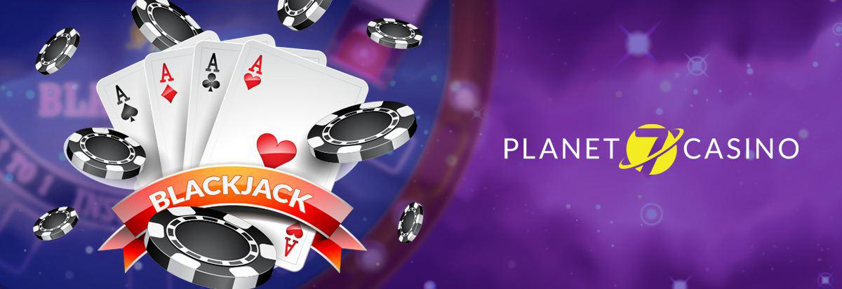 flying chips and aces with blackjack ribbon