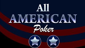 All American Poker recommended game