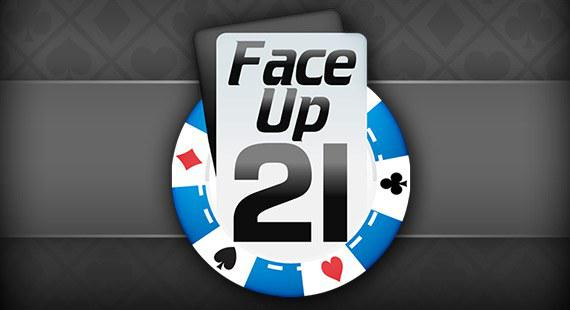 Face Up Blackjack game cover