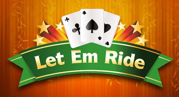 Let 'Em Ride Blackjack cover game