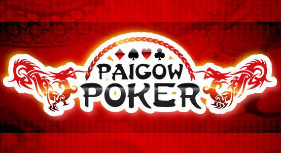 Paigow poker cover game