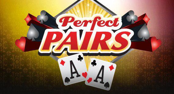 pefrect pairs blackjack cover game