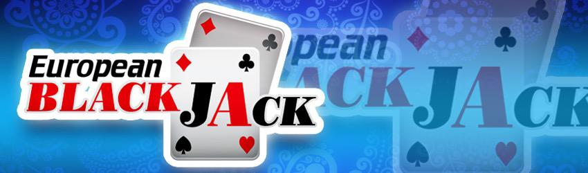 european blackjack game cover