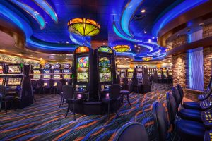 Land-based Casino Interior