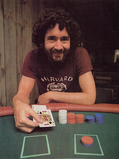 Ken Uston Playing Blackjack