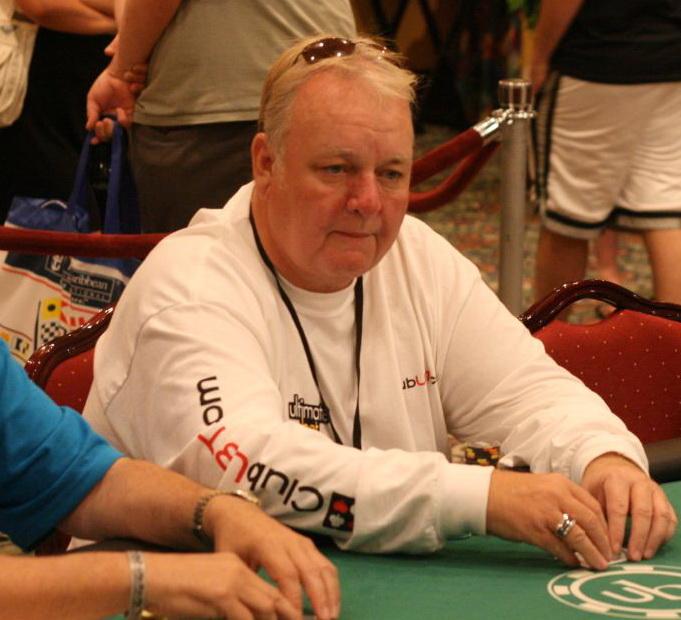Russ Hamilton Playing Blackjack
